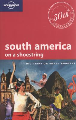 South America on a shoestring